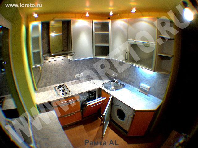Дизайн маленькой кухни кухня в хрущевке Фото ремонта. Ру.